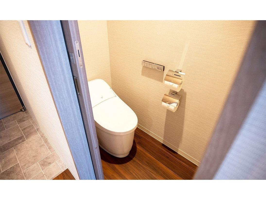 ツイン・コンフォートダブル・コーナートリプル/トイレ