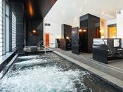 【エミオンスクエア】天然温泉付き大浴場「ほほえみの湯」(有料)内湯