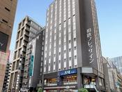 ホテル外観(2016年10月1日別館オープン)