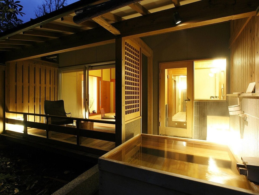 【離れ草庵53平米】禁煙 菊屋一番人気のお部屋