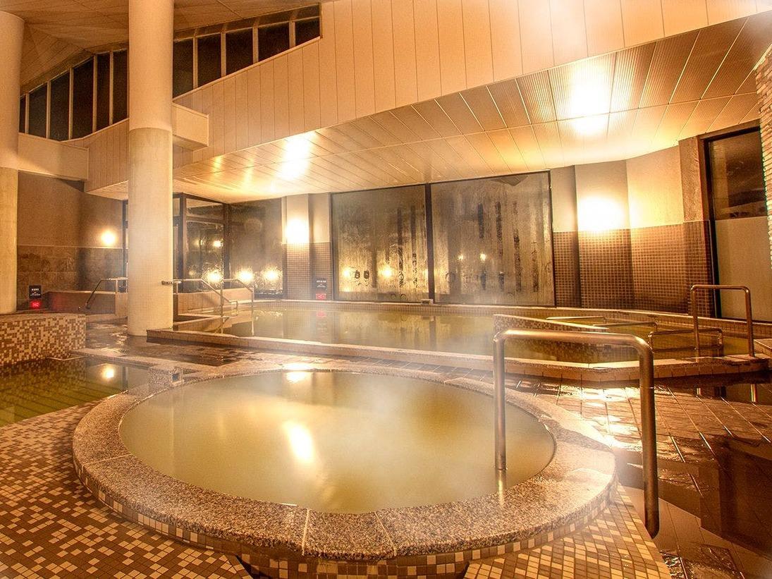 ■リニューアル 大浴場■