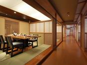 料理茶屋 あさかの里リニューアル!完全な個室ではございませんが、お隣との間には仕切がございます。