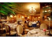 【アジュール】パリのエスプリ溢れるエレガントな店内で洗練された本格フランス料理をご賞味ください。
