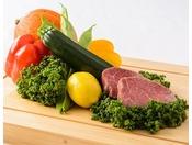 上質な牛フィレ肉と厳選された食材