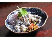 【別注料理】きびなごを刺身で食べるのは鹿児島ならでは!是非この機会にお召し上がり下さい。