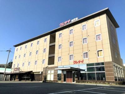 熊本市場前ビジネス クレナイホテル