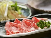 ■特選和牛しゃぶしゃぶ■とろーりとろけそうな和牛を♪/料理一例