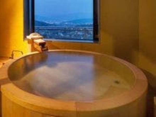 2016年に新しくできた貸切風呂