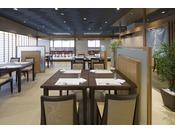 2階日本料理浜千鳥 ホール席