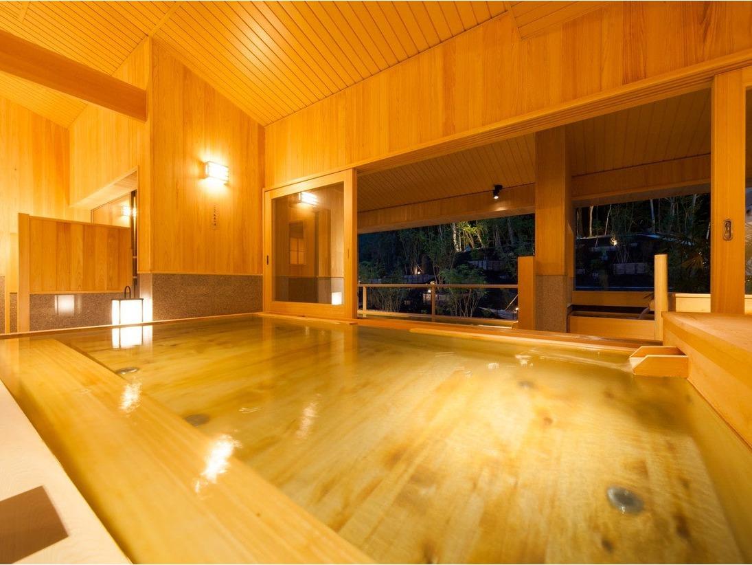 大浴場 社の湯(内風呂)