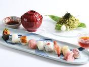 【はしたて寿司】旬の海の幸をお寿司で。