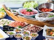 朝食バイキング【一例】