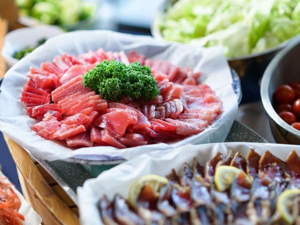 朝食バイキング【もいわ豆腐】