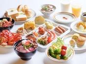 朝食バイキング【パン】