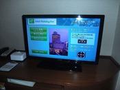 全室薄型液晶TV完備