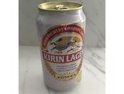 缶ビール付きプラン