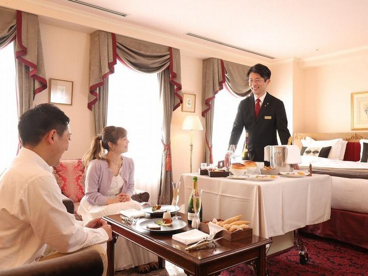 【誰でも最大10%お得】【お部屋レストラン】プライベートな空間で楽しむ限定コース、兵庫の人気食材~明石鯛&神戸ビーフディナー