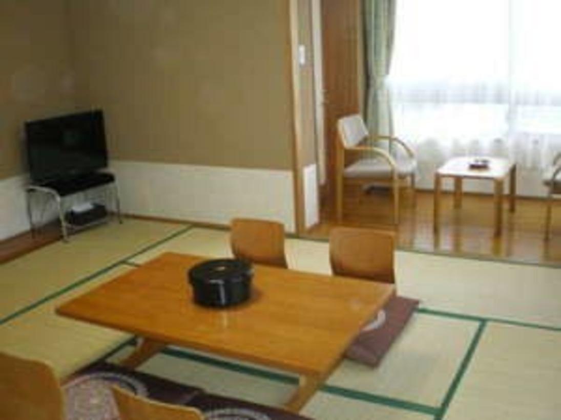 全室インナーバルコニー付客室です。景色を見ながらゆったりと…