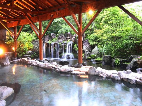 温泉大浴場&露天風呂