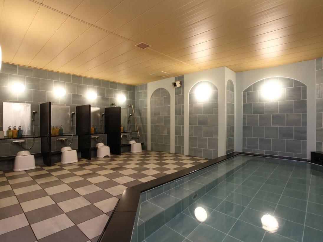 宿泊者専用浴場 9F「青根」ご利用時間 19:00~24:00(最終入場時間 23:30)
