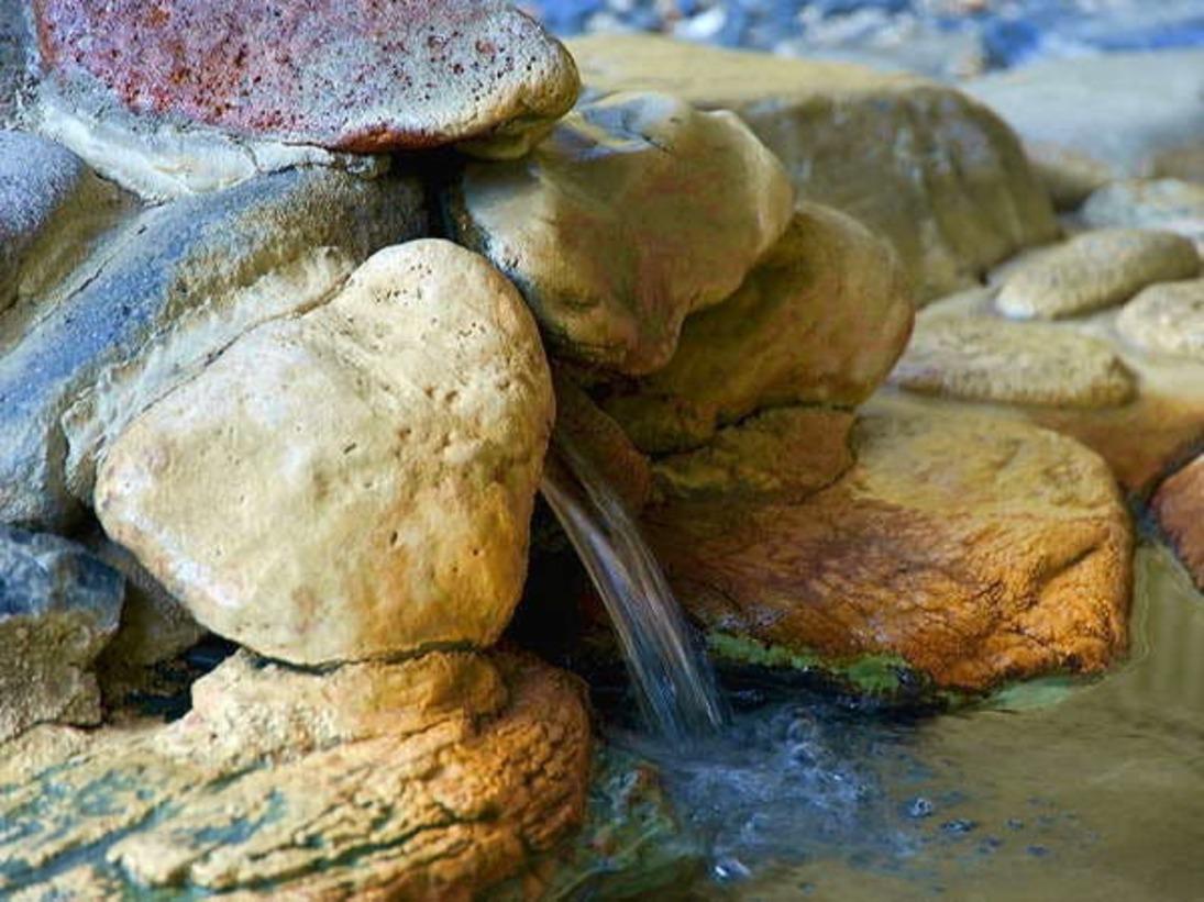 湯が染みわたる上質の温泉