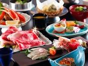~北陸の美味満載会席~ 料理長渾身の吉田屋山王閣の最高ランクのお料理コース。北陸の旨いを堪能いただけます。