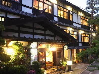 自家源泉の宿 野沢温泉 奈良屋旅館