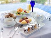 【朝食一例】洋食または和食よりお選び頂けます