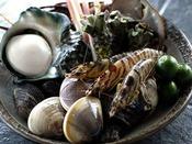 本場築地より仕入れる新鮮な魚介のみを使用したお料理を是非ご賞味下さい。
