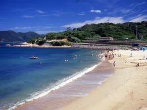 並び松海水浴場