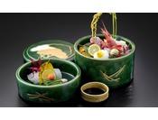 日本海の恵みを活かしたお料理をご提供いたします。