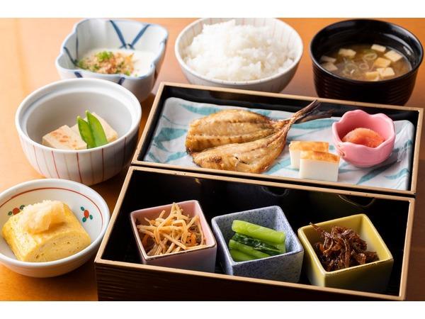 'Fragrant'フレグラント 和朝食¥2,640