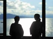 オーシャンビュー客室から大切な人と絶景を眺めて特別な時間を…