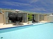【全客室に国内最大級のプライベートプール付き】極みのリゾートをご満喫下さい。