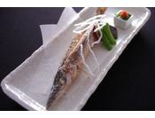 サクッとした食感を愉しむ地魚のフライ