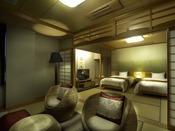 最上階特別室「天空」で味わう贅沢な旅時間