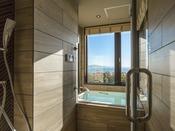 【101・潮風】2019年4月にリニューアルの新展望風呂(客室風呂)