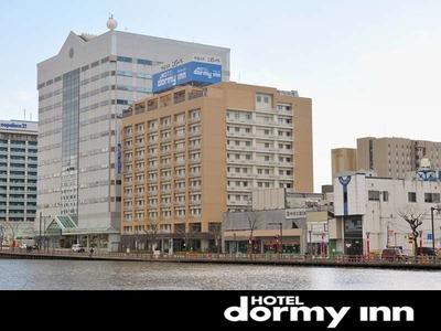 中通温泉 こまちの湯 ドーミーイン秋田