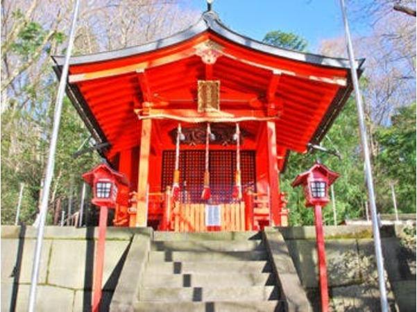 縁結びの神様「九頭龍神社」