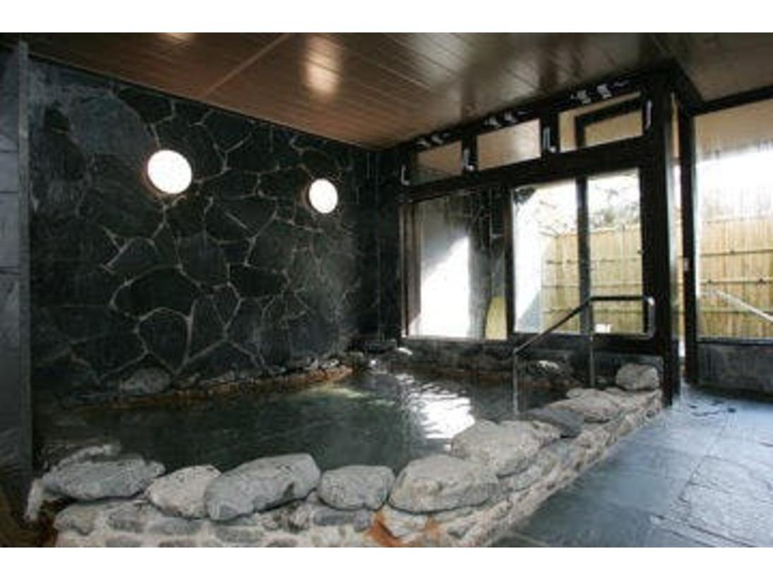 大浴場 男性方内風呂