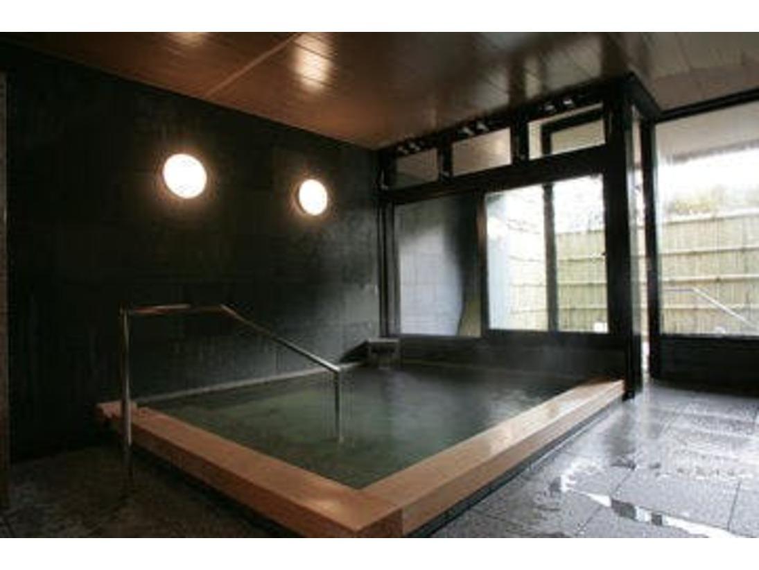 大浴場 女性方内風呂