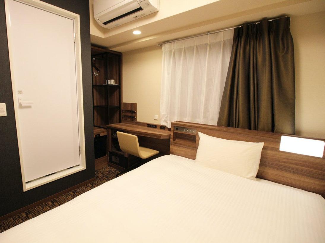 ビジネス利用におすすめ!コンパクトながら安定感のある、実用的なお部屋。