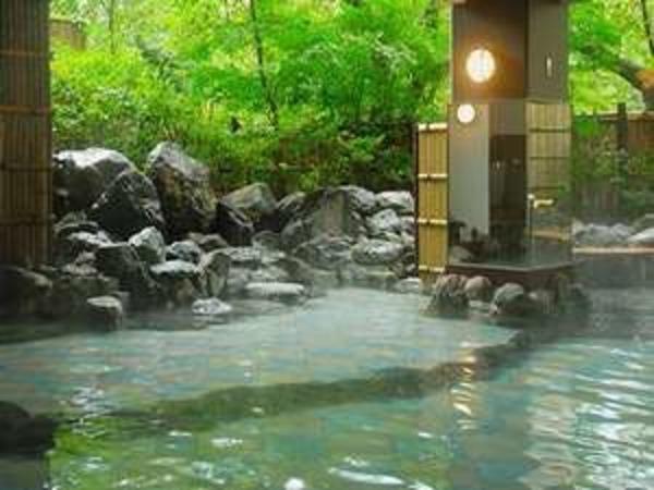 別館・伊達の湯「露天風呂」