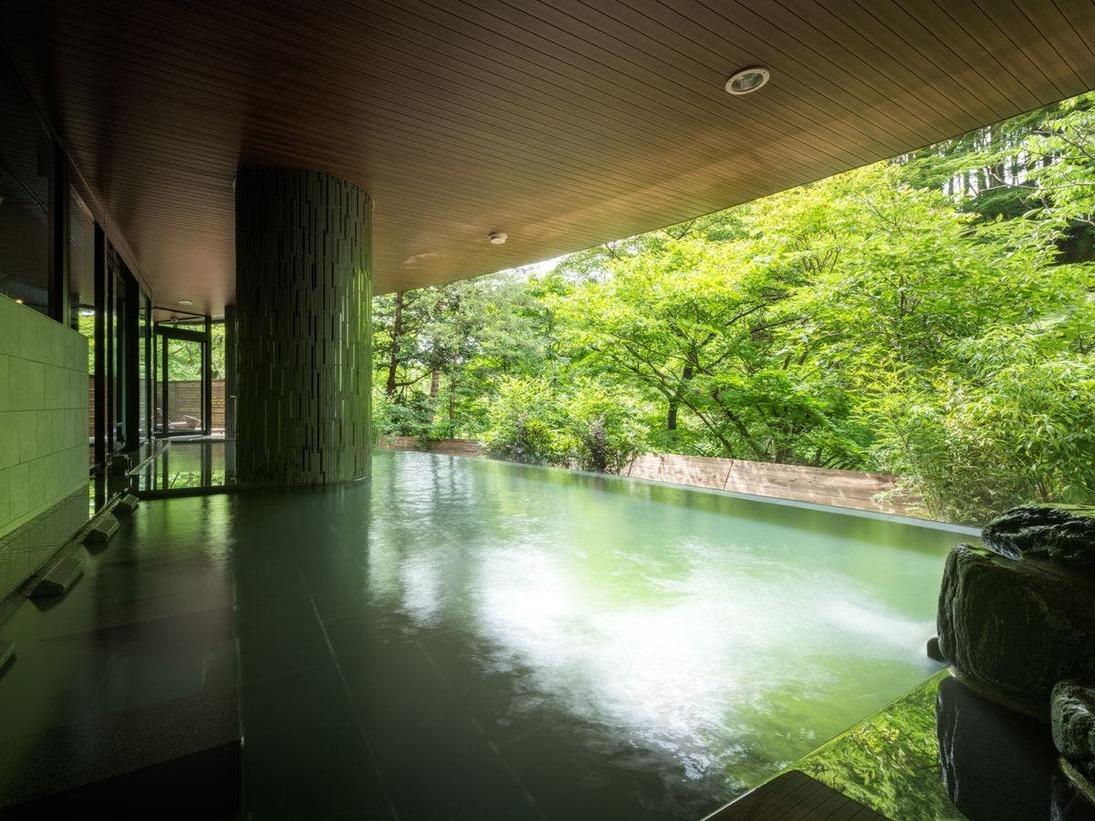 梵天の湯・露天風呂イメージ