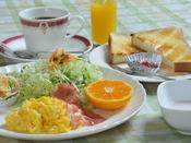 朝食・洋食(イメージ)