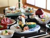 ご夕食の一例(桜御殿)