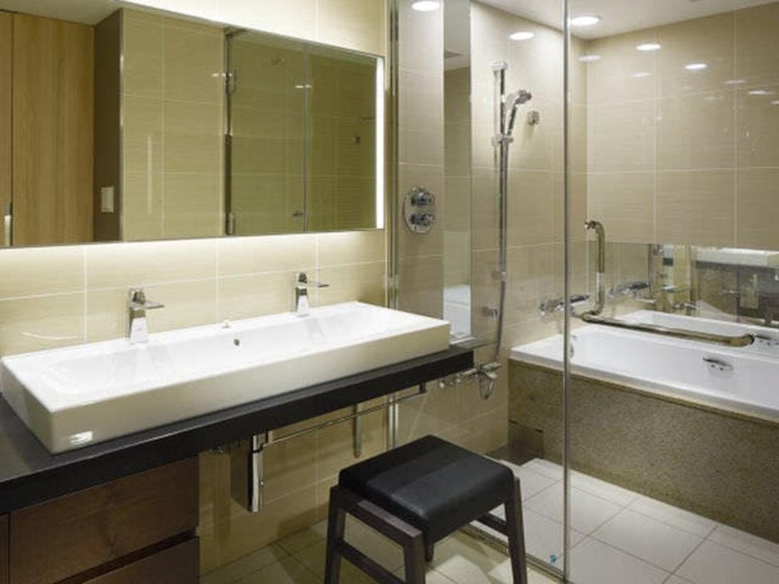 ジュニアスイートツイン バスルーム
