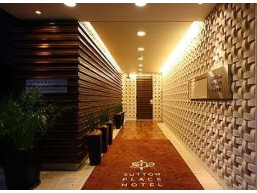 サットンプレイスホテル上野