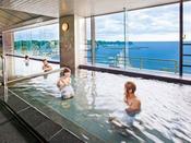 *【展望風呂】地上40mより太平洋を一望。