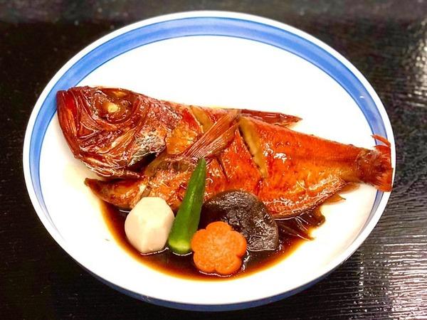 *【金目鯛の煮付け】イメージ